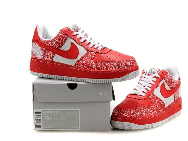 best sneakers 81aac 084ed Mens Nike Air Force 1 Low Notebook Back to School Pack [374 ...