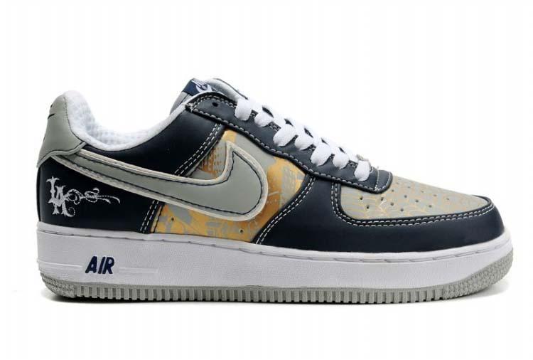 the best attitude c664e 2b8a0 Mens Nike Air Force 1 Mr Cartoon White Black [30696] - $64.17 : Nike ...